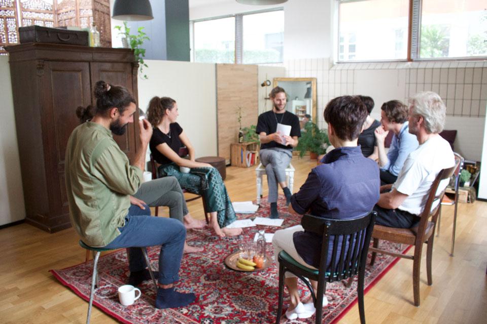Einführungsseminar in die Gewaltfreie Kommunikation