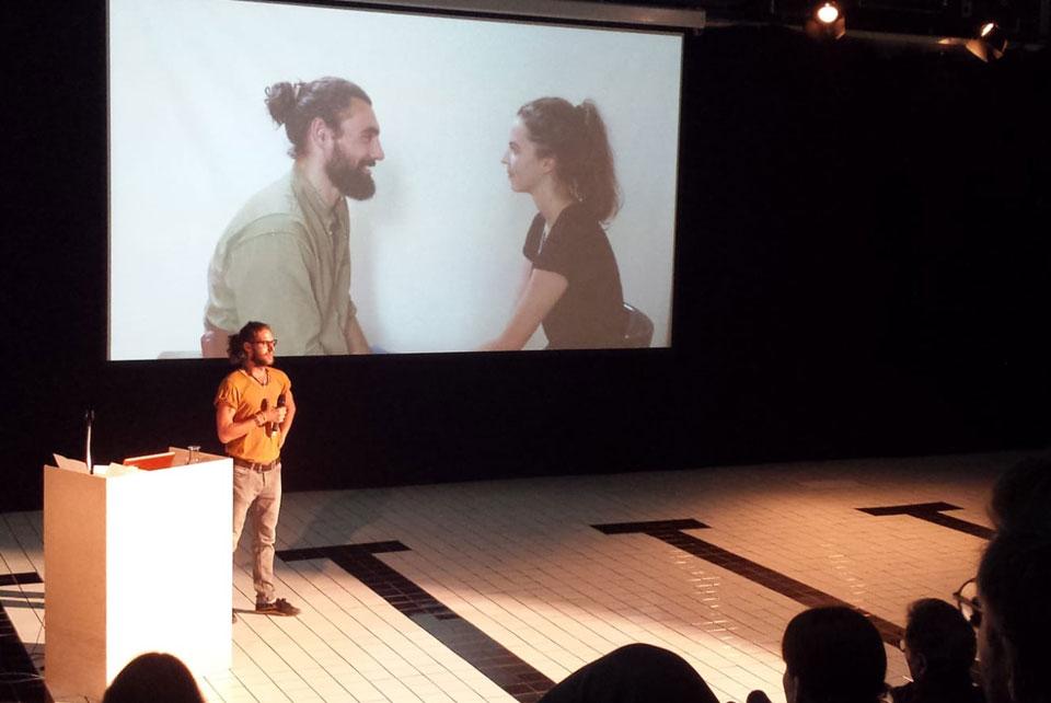 Dominik Pfyffer hält Vortrag über Gewaltfreie Kommunikation